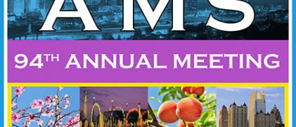 94th Annual American Meteorological Society Meeting