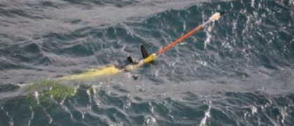 Finding a glider in the Southern Ocean