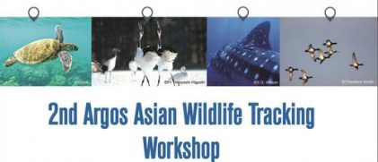 2nd Argos Asian Wildlife Tracking Workshop